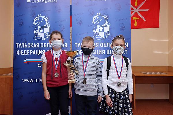 В Тульской области подведены итоги Конкурса на лучшую организацию преподавания шахмат в школах