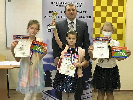 Подведены итоги первенства Архангельской области