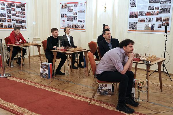 Борис Грачев выиграл Мемориал Марка Дворецкого