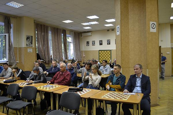 В Воронеже наградили победителей Конкурса на лучшую организацию преподавания шахмат