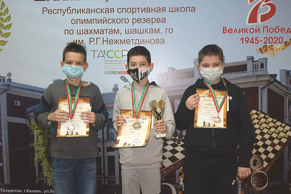 Подведены итоги турнира памяти Наиля Мухамедзянова