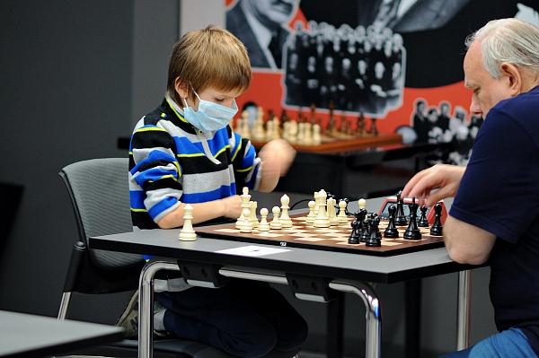 В столице проходят отборочные турниры к чемпионату Москвы по блицу