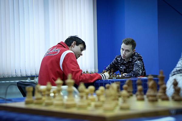 Иван Розум выиграл этап Кубка России в Москве