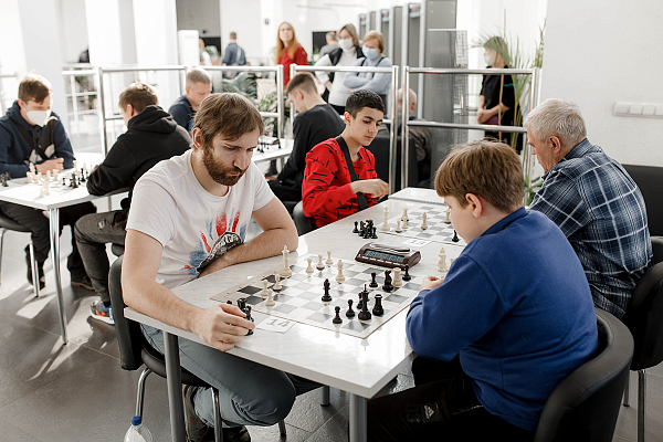 В Обнинске прошел турнир в честь Дня защитника Отечества