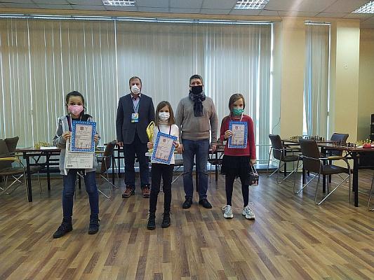 В Санкт-Петербурге завершилось первенство города
