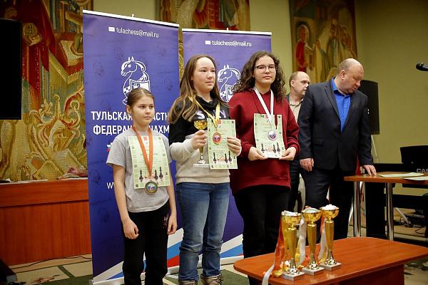 В Туле завершился VI Мемориал Алексея Суэтина